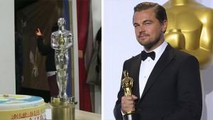 Ди Каприо и два Оскара